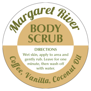 Margaret River Body Scrub